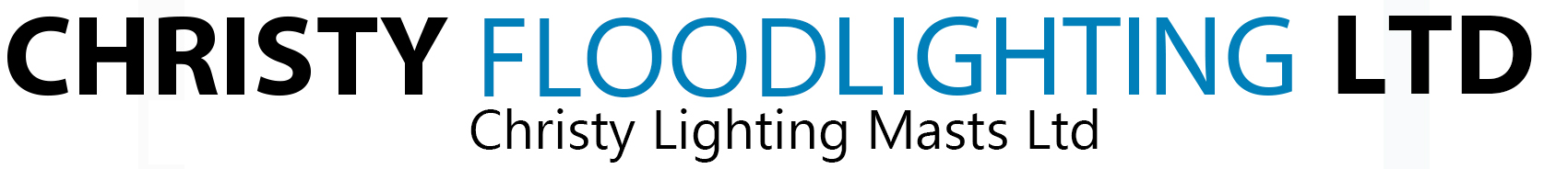 Christy Floodlighting – LED Floodlighting